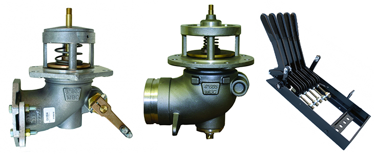 Emergency valves & operators