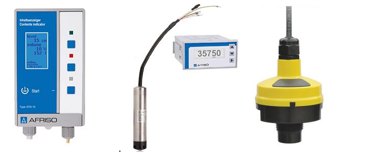 Level sensors & indicators